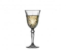 Lyngby Glas Melodia - Krystal Hvidvinsglas, 21 cl