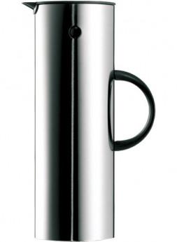Stelton EM77 - Termokande 1 ltr,  børstet stål