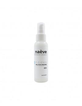 naéve - Alcocreme 100 ml., Parfumefri 85%