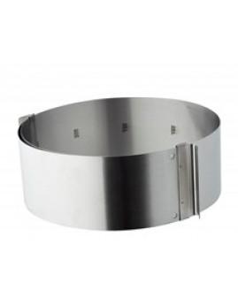 Funktion - Justerbar kagering, stål.