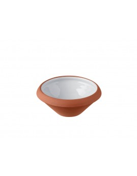 Knabstrup Keramik - Dejfad 0,1 ltr. Lys grå.