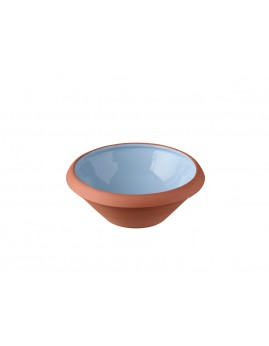 Knabstrup Keramik - Dejfad 0,5 ltr. Lys blå.