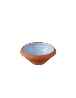 Knabstrup Keramik - Dejfad 0,1 ltr. Lys blå.