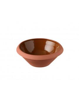 Knapstrup Keramik - Dejfad 2 ltr. Terracotta.