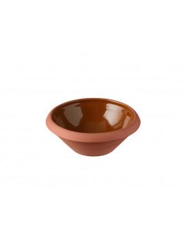 Knapstrup Keramik - Dejfad 0,5 ltr. Terracotta.