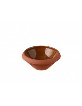 Knapstrup Keramik - Dejfad 0,1 ltr. Terracotta.