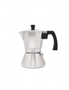 Bredemeijer - Tivoli Espressokande 6 kopper, Aluminium