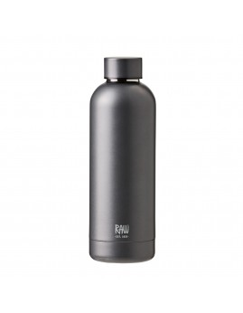 RAW - Termoflaske 0,5 ltr, Mat grå