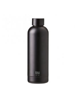 RAW - Termoflaske 0,5 ltr, Mat sort