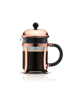 Bodum Chambord - Kaffebrygger 0,5 ltr (4 kop), Kobber