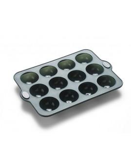 Mette Blomsterberg - Chokolade/budding form i silikone