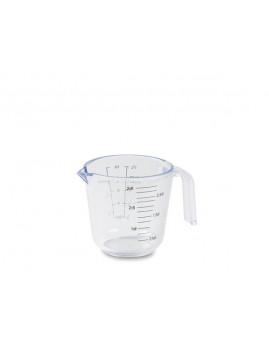 Funktion - Målekande i klar plast, 300 ml.