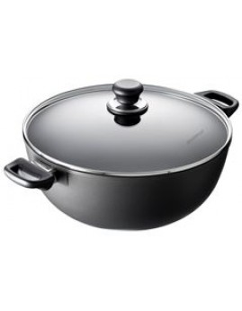 Scanpan Classic Induction Plus - Suppe-/stegegryde, 7,5l