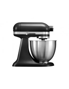 KitchenAid - Mini-standmixer i mat sort, 3,3 ltr.