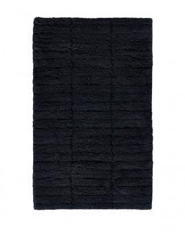 Zone Tiles - Bademåtte 80x50 cm., Sort