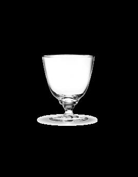 Holmegaard Flow - Glas på fod 35 cl, klar.