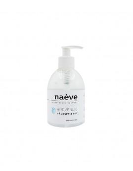 naéve - Håndsprit 330 ml., Parfumefri 80%