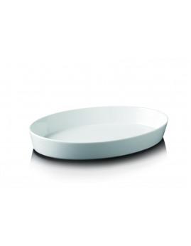 Aida Aroma Gastro - Ovalt Fad 36 cm. Hvid.