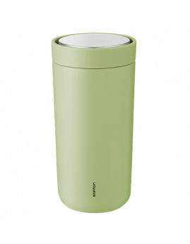 Stelton To Go Click - Termokrus 0,4 ltr. Soft Green.
