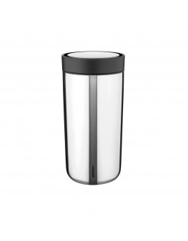 Stelton i:cons - To go click d. steel termokop - 0,4 l, Stål