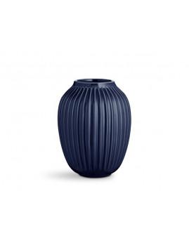 Kähler Hammershøi - Vase Ø19,0x25 cm, indigo