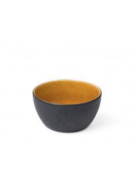 Bitz - Skål 12 cm sort/amber