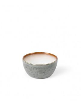 Bitz - Skål 10 cm grå/creme