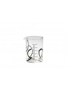 Blomsterberg - Målebæger 600 ml.