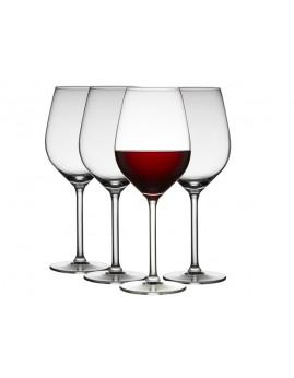 Lyngby Glas - Juvel Rødvin 50 cl, 4 stk.