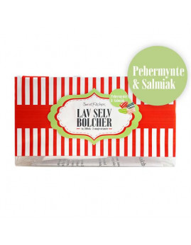 Sweetkitchen - Bolchekit, pebermynte & salmiak
