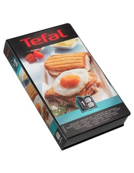 Tefal Snack Collection plade - Ristet Sandwich, no 1.