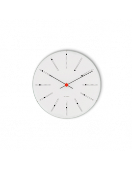 Arne Jacobsen - Bankers Vægur 21 cm