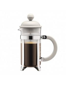 Bodum Caffettiera - Kaffebrygger 0,35 ltr (3 kop), Hvid.