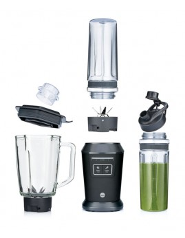 Wilfa - Activelife Blender, mat sort.