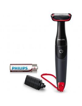 Philips - Series 1000 Vandtæt Bodygroomer.