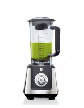 Wilfa - Power Fuel Steel Blender, 1200W, 22000 RPM, 1,5 ltr.
