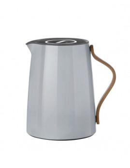 Stelton - Emma, Tekande m/thermofunktion, 1,0 ltr, grå.