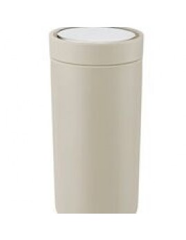 Stelton - To Go Click, Termokrus, 0,34 ltr. mat sand.
