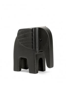 NovoForm - Elephant, Sortbejset Ask.