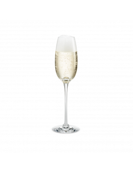 Holmegaard Fontaine - Champagneglas 21 cl.