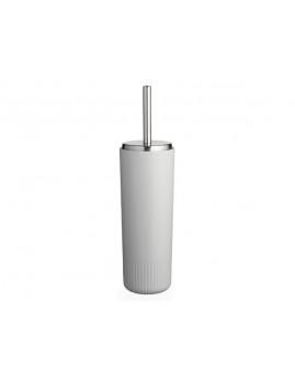Södahl Plisse - Toiletbørste, Light grey