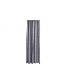 Zone Tiles - Badeforhæng 200 x 180 cm, Slate Grey.