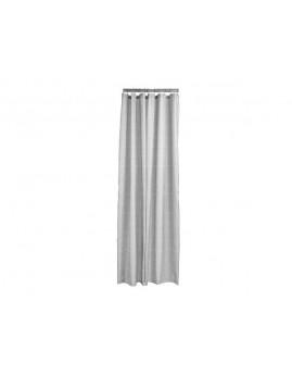 Zone Tiles - Badeforhæng 200 x 180 cm, Soft Grey.