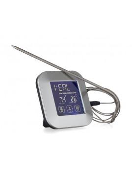 Funktion - Digitalt Stegetermometer m. timer.