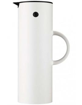 Stelton EM77 - Termokande 1 ltr, hvid