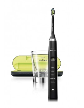 Philips - Sonicare DiamondClean Black Eltandbørste