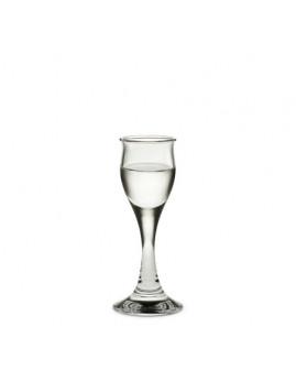Holmegaard  Idéelle - Snapseglas på stilk, 3cl