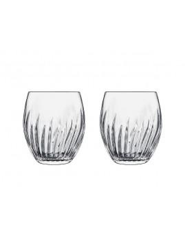 Luigi Bormioli Mixology - Vandglas/whiskeyglas 50 cl, 2 stk.