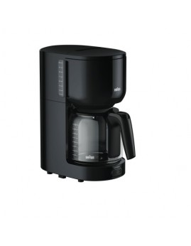 Braun Household - PurEase Kaffemaskine, Sort.