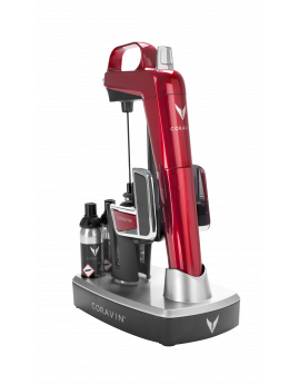 CORAVIN - Model 2 Elite, Cherry Red.